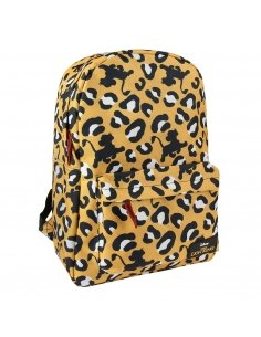 MOCHILA ESCOLAR INSTITUTO LION KING