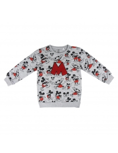SUDADERA BRUSH FLEECE MICKEY