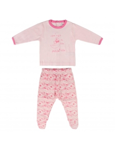 POLAINA INTERLOCK MINNIE