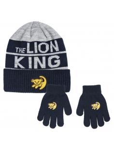 CONJUNTO 2 PIEZAS LION KING