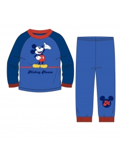 PIJAMA LARGO VELOUR POLY MICKEY
