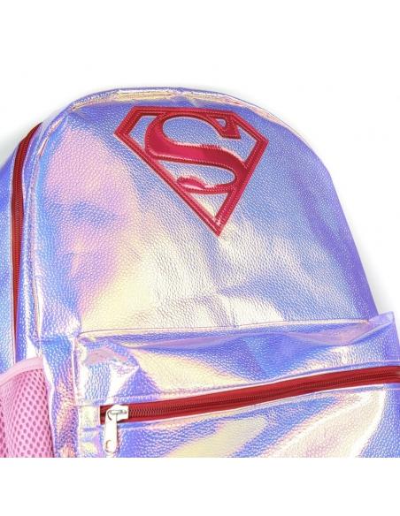 MOCHILA CASUAL MODA SUPERMAN