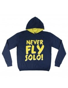 SUDADERA CON CAPUCHA BRUSH FLEECE STAR WARS