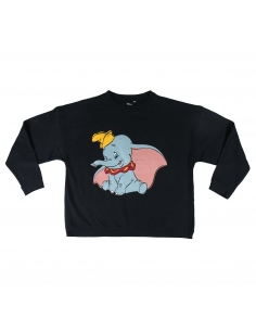 SUDADERA BRUSH FLEECE DISNEY DUMBO