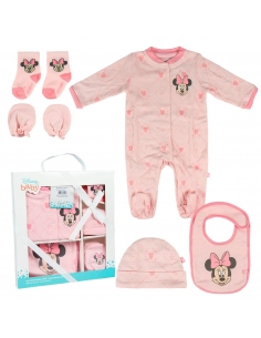 PACK REGALO SINGLE JERSEY MINNIE