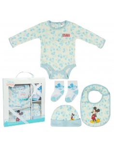 PACK REGALO SINGLE JERSEY MICKEY