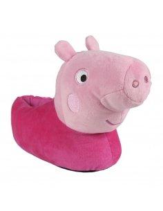 ZAPATILLAS DE CASA 3D PEPPA PIG