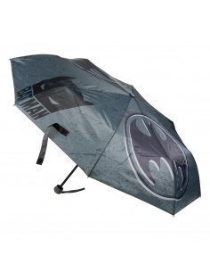 PARAGUAS MANUAL PLEGABLE BATMAN