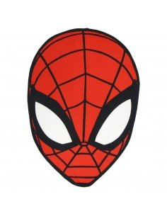 TOALLA FORMA SPIDERMAN