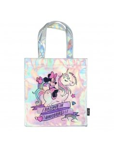 BOLSO ASAS IRIDISCENTE MINNIE