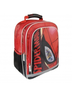 MOCHILA ESCOLAR PREMIUM SPIDERMAN
