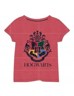 CAMISETA CORTA SINGLE JERSEY HARRY POTTER