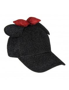 GORRA BASEBALL BRILLANTE MINNIE