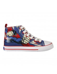 ZAPATILLA LONETA VULCANIZADA SUPERMAN