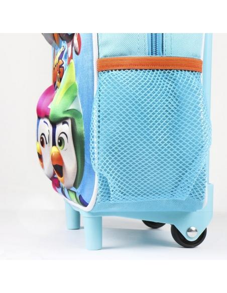 MOCHILA CARRO INFANTIL 3D TOP WING