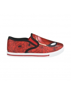 ZAPATILLA LONETA PASCUERA SPIDERMAN