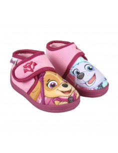 ZAPATILLAS DE CASA MEDIA BOTA PAW PATROL