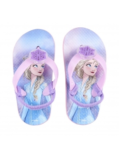 CHANCLAS LUCES FROZEN 2