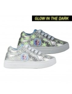DEPORTIVA BAJA GLOW IN THE DARK FROZEN 2